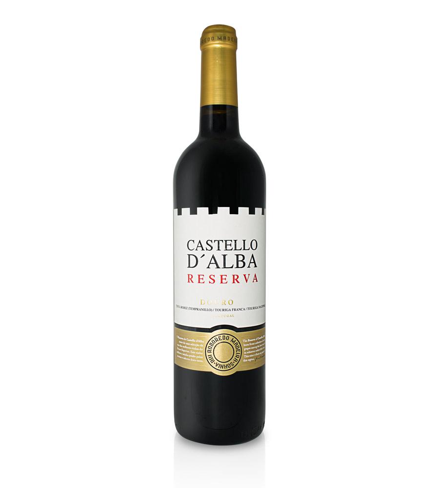 Vin Rouge Castello D'Alba Reserva 2017, 75cl Douro