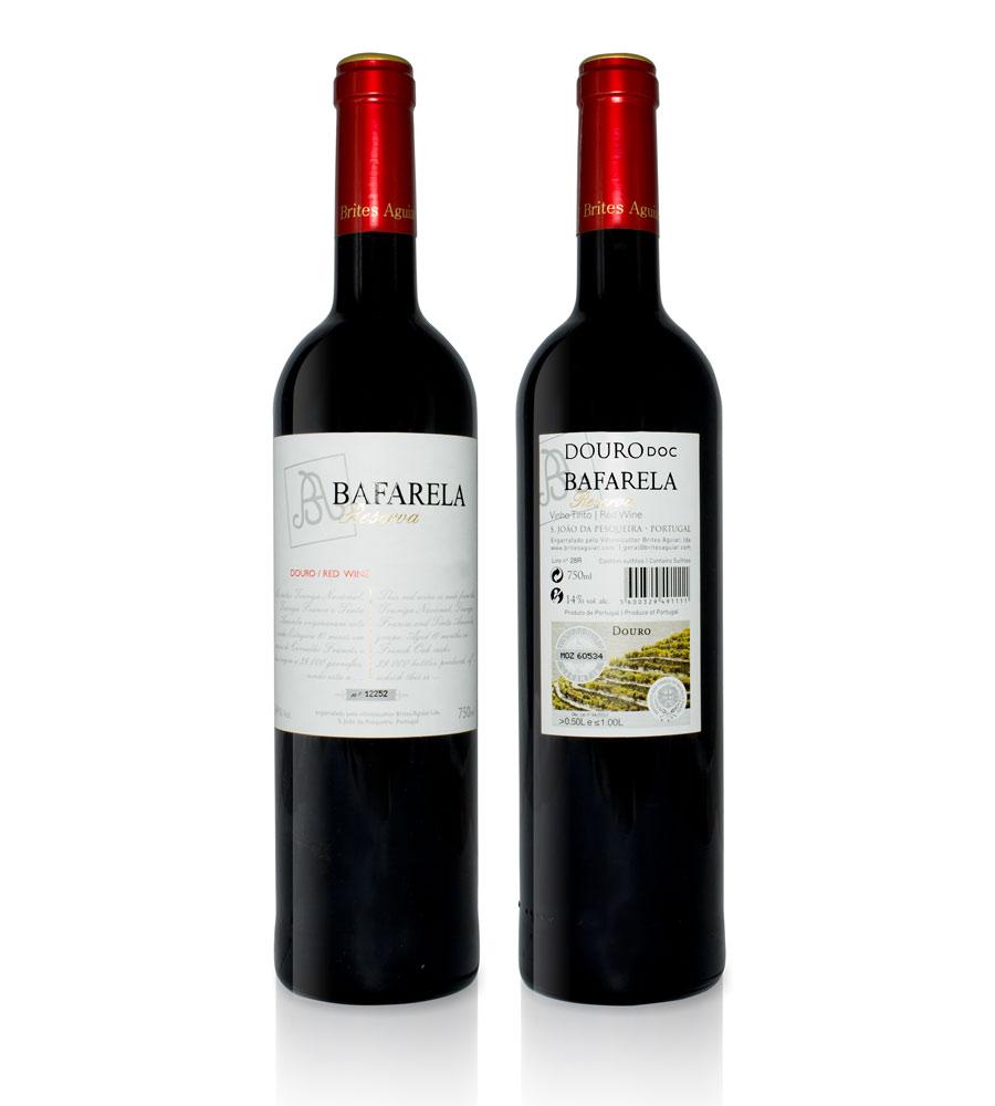 Vin Rouge Bafarela Reserva 2018, 75cl Douro