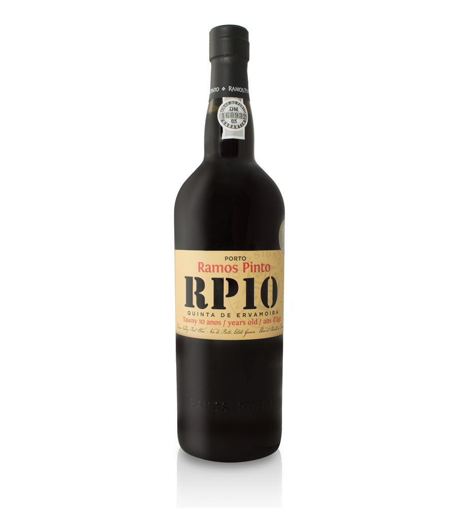 Vin de Porto Qta. Ervamoira 10 Years, 75cl Porto
