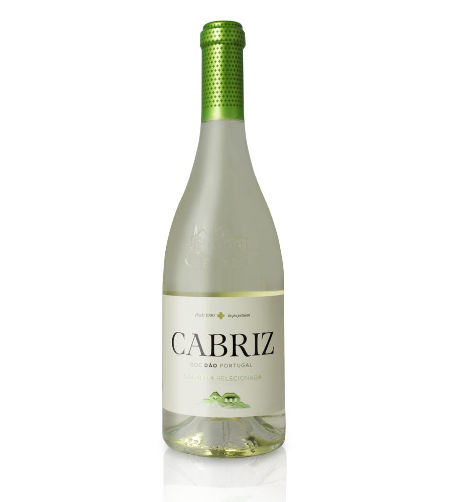 Vin Blanc Cabriz Colheita Selecionada 2018, 75cl Dão