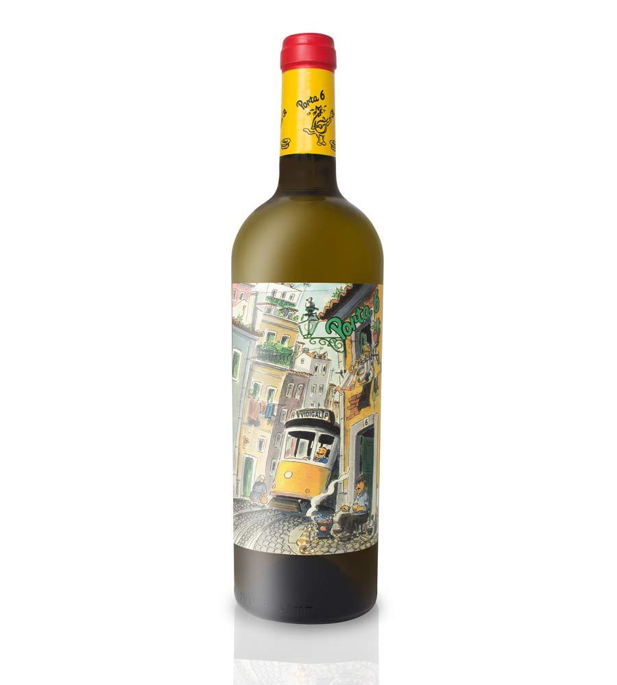 Vin Blanc Porta 6 2017, 75cl Lisboa