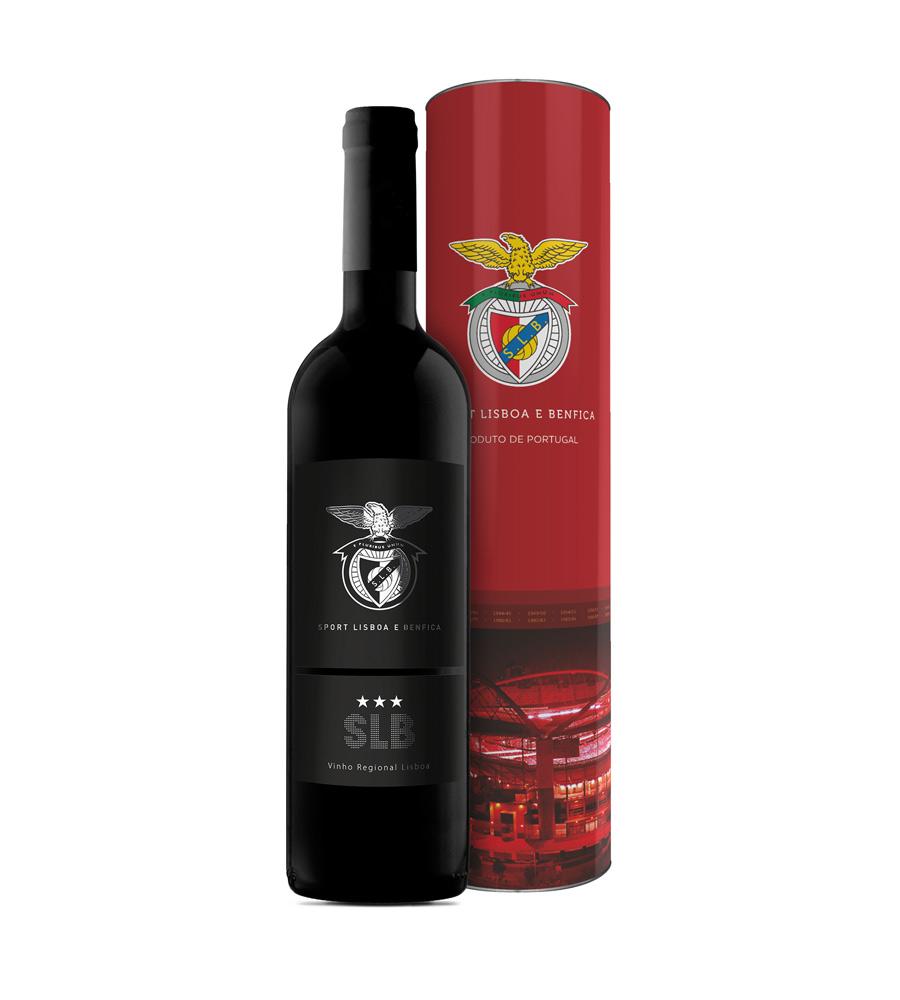 Vin Rouge S.L. Benfica 2016, 75cl Regional Lisboa