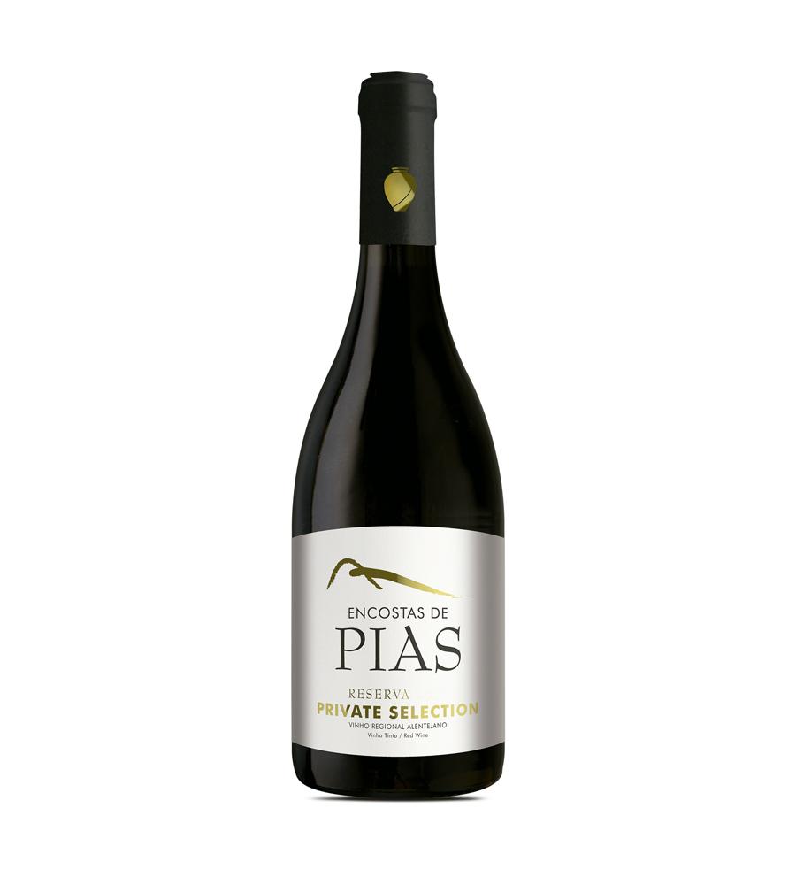 Vin Rouge Encostas de Pias Réserve - Private Selection, 75cl Alentejo