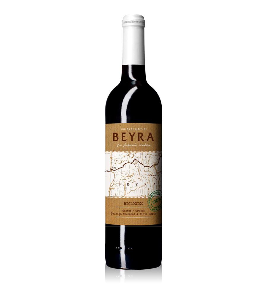 Vin Rouge Beyra Biologique 2017, 75cl Beira Interior