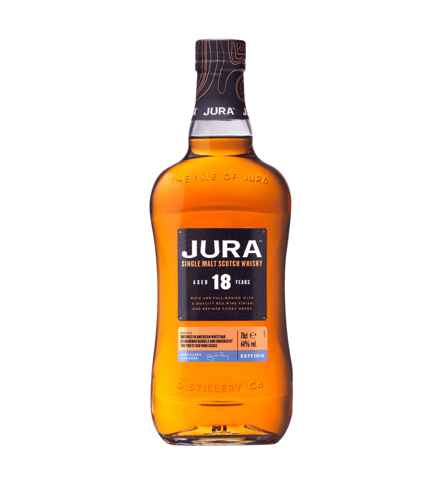 Whisky Jura 18 Year Old, 70cl