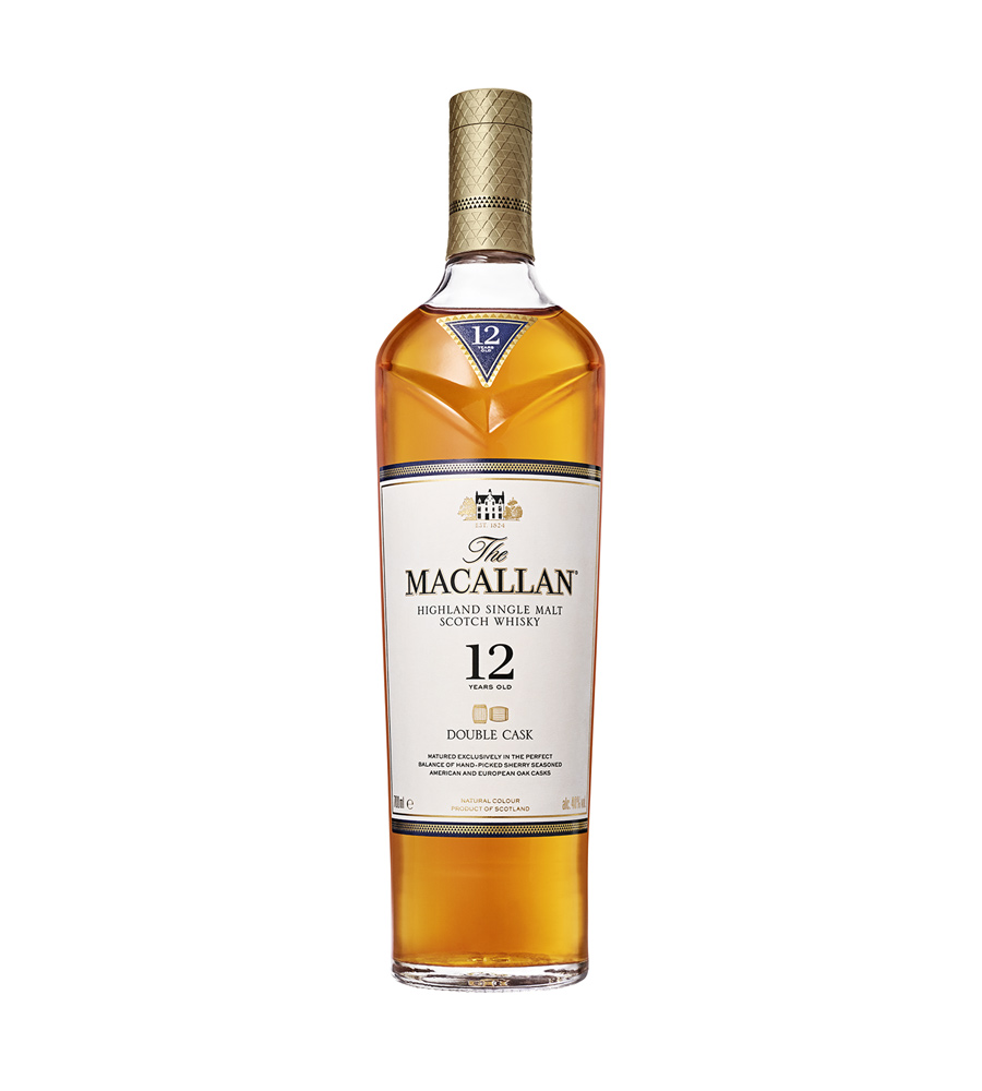 Whisky The Macallan Double Cask 12 Years Old, 70cl