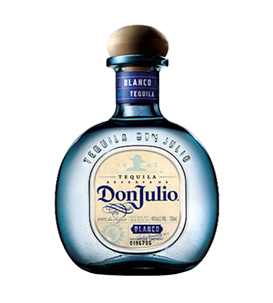 Tequila Don Julio Blanco, 70cl
