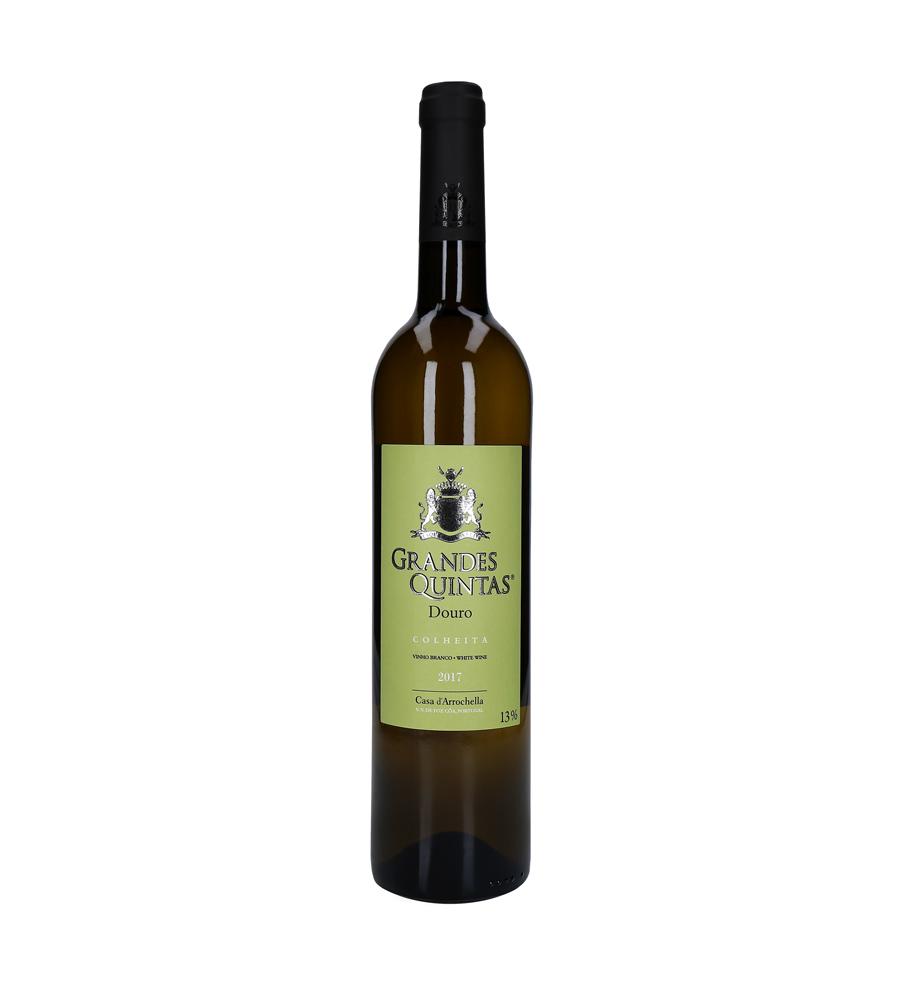 Vin Blanc Grandes Quintas Colheita 2018, 75cl Douro