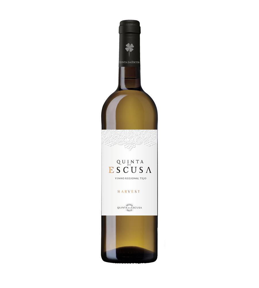 Vin Blanc Quinta da Escusa Harvest 2016, 75cl Tejo