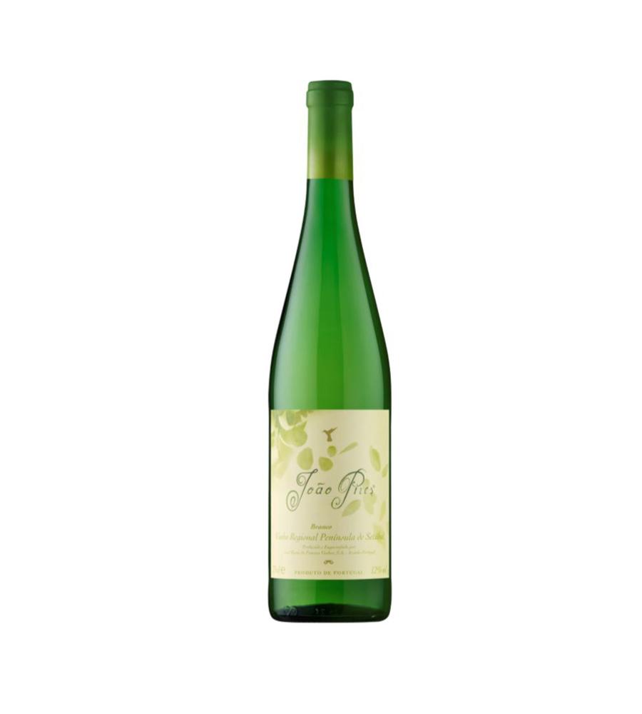 Vin Blanc João Pires 2018, 75cl Regional Península de Setúbal