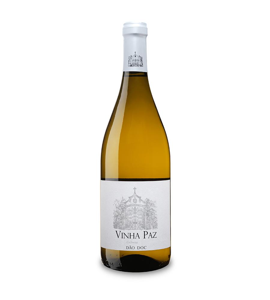 Vin Blanc Vinha Paz 2018, 75cl Dão