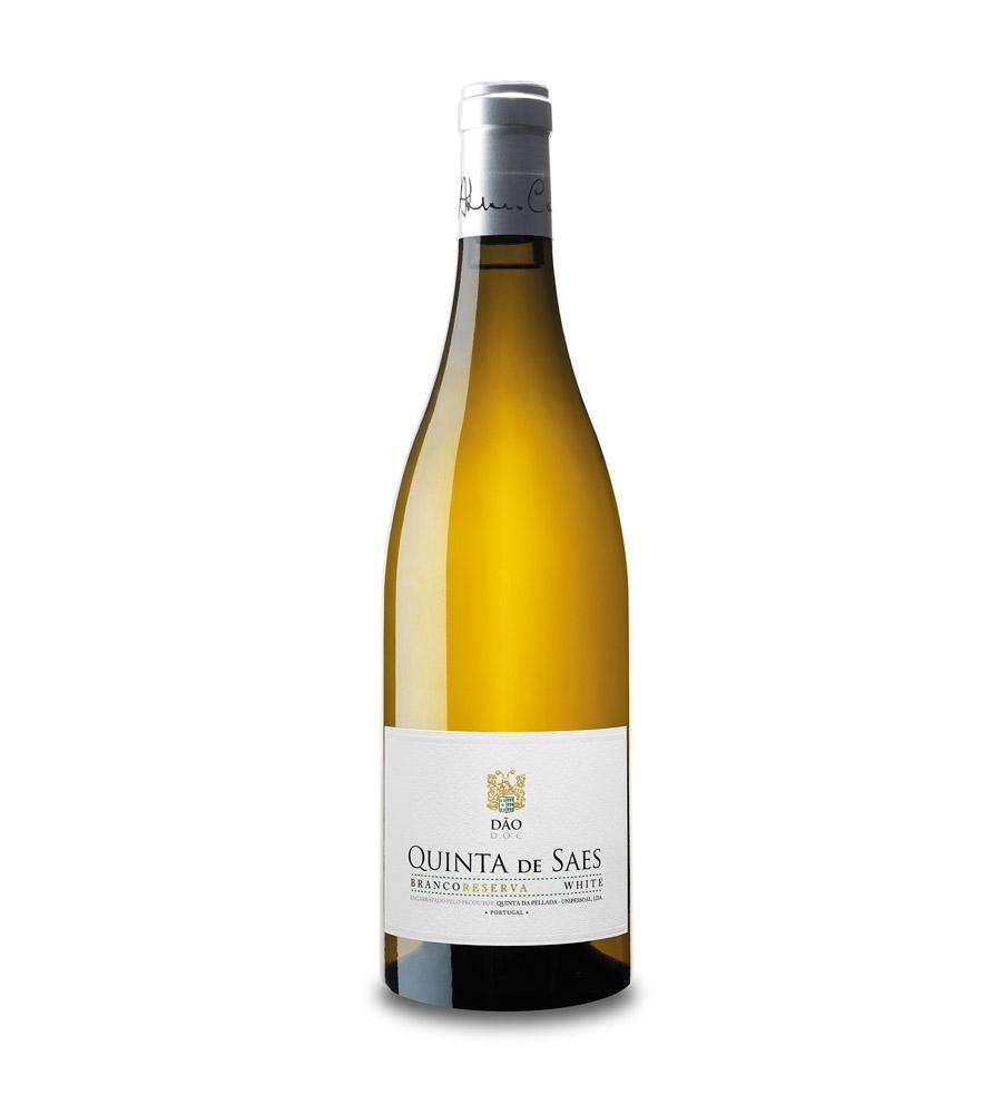 Vin Blanc Quinta de Saes Reserva 2018, 75cl Dão