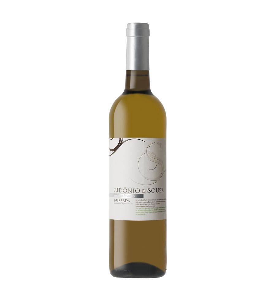 Vin Blanc Sidónio de Sousa Reserva 2012, 75cl Bairrada