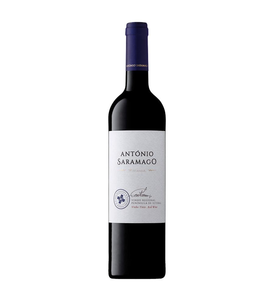 Vin Rouge António Saramago 2017, 75cl Península de Setúbal