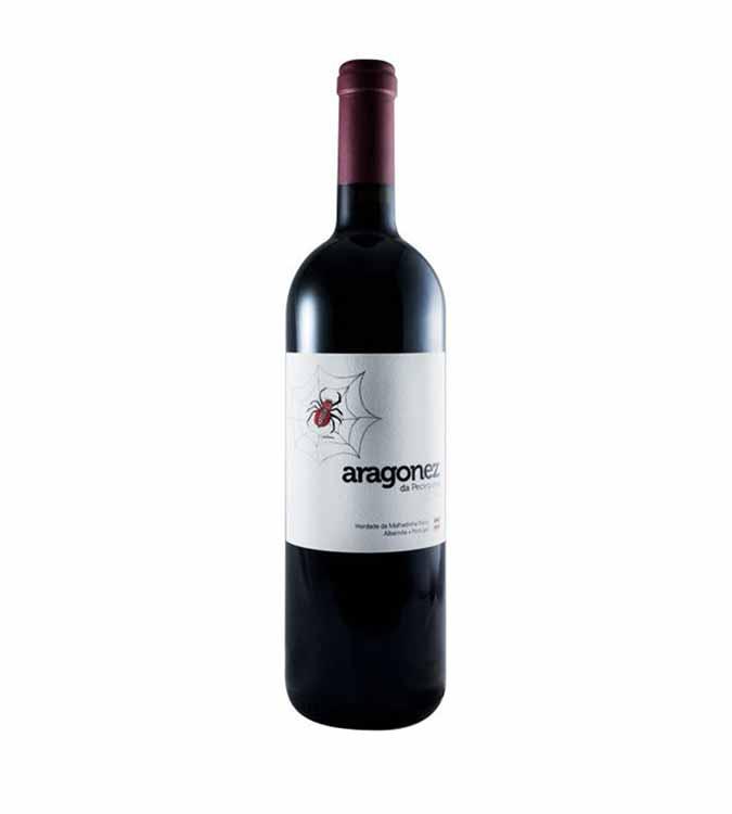Vin Rouge Aragonez da Peceguina 2016, 75cl Alentejo