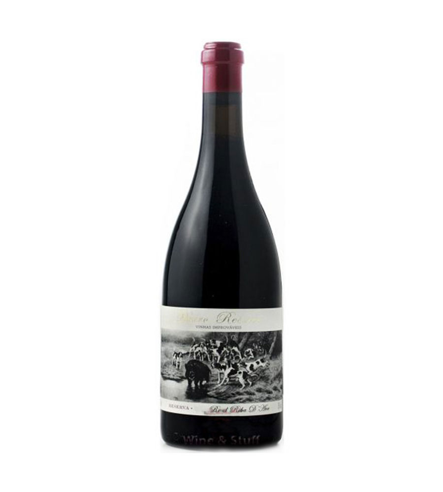 Vin Rouge Vinhas Improváveis Réserve 2017, 75cl Douro