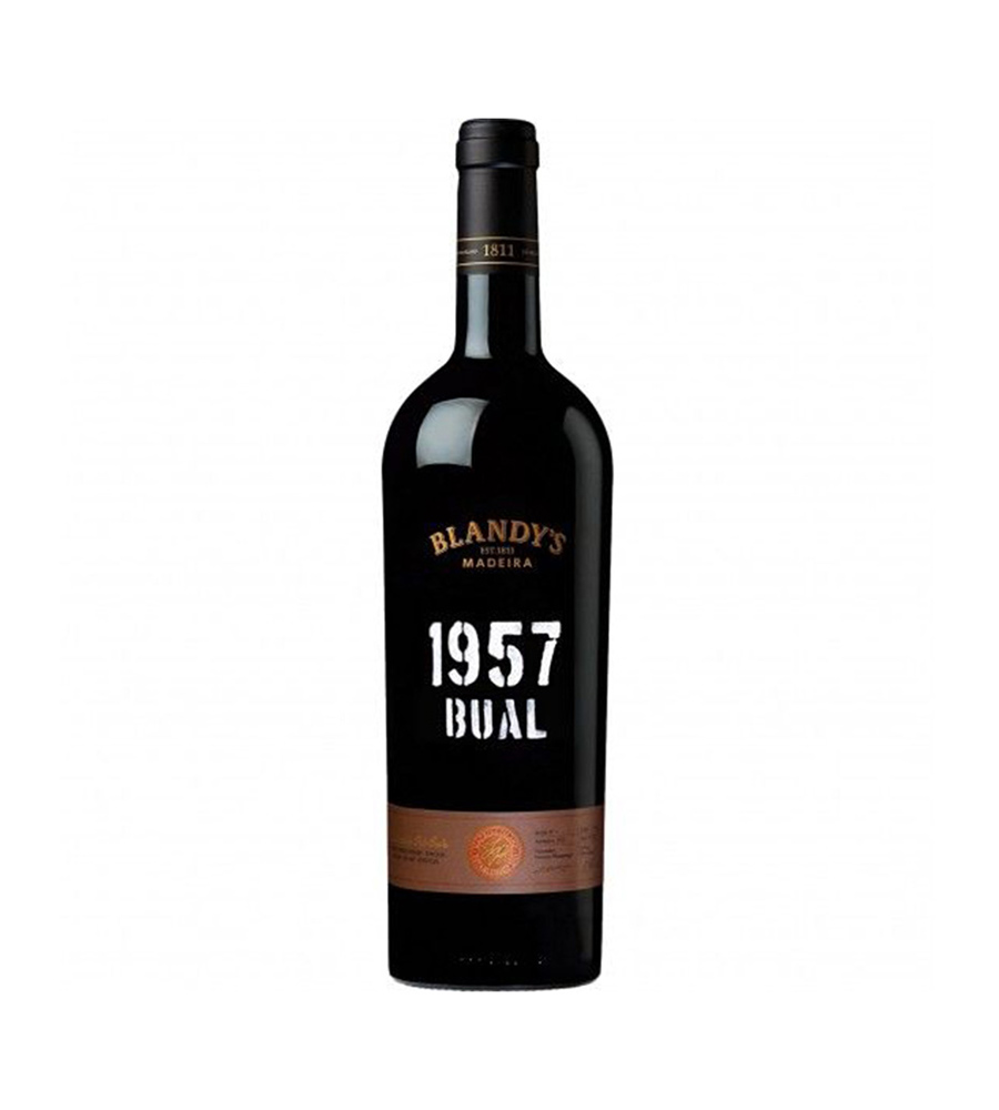 Vin de Madère Blandy´s Bual 1957, 75cl Madeira