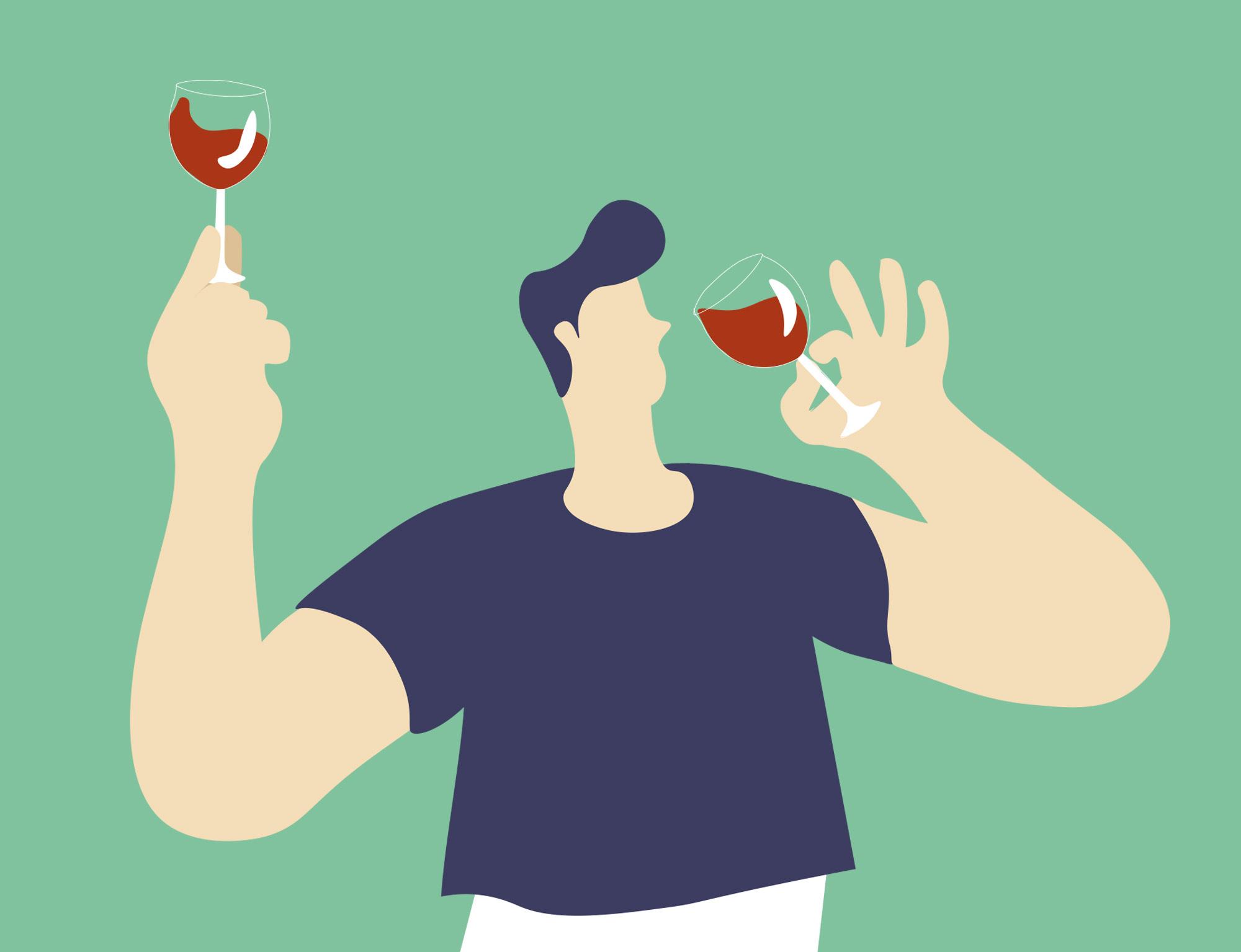 Vin de Cépage ou Mélange