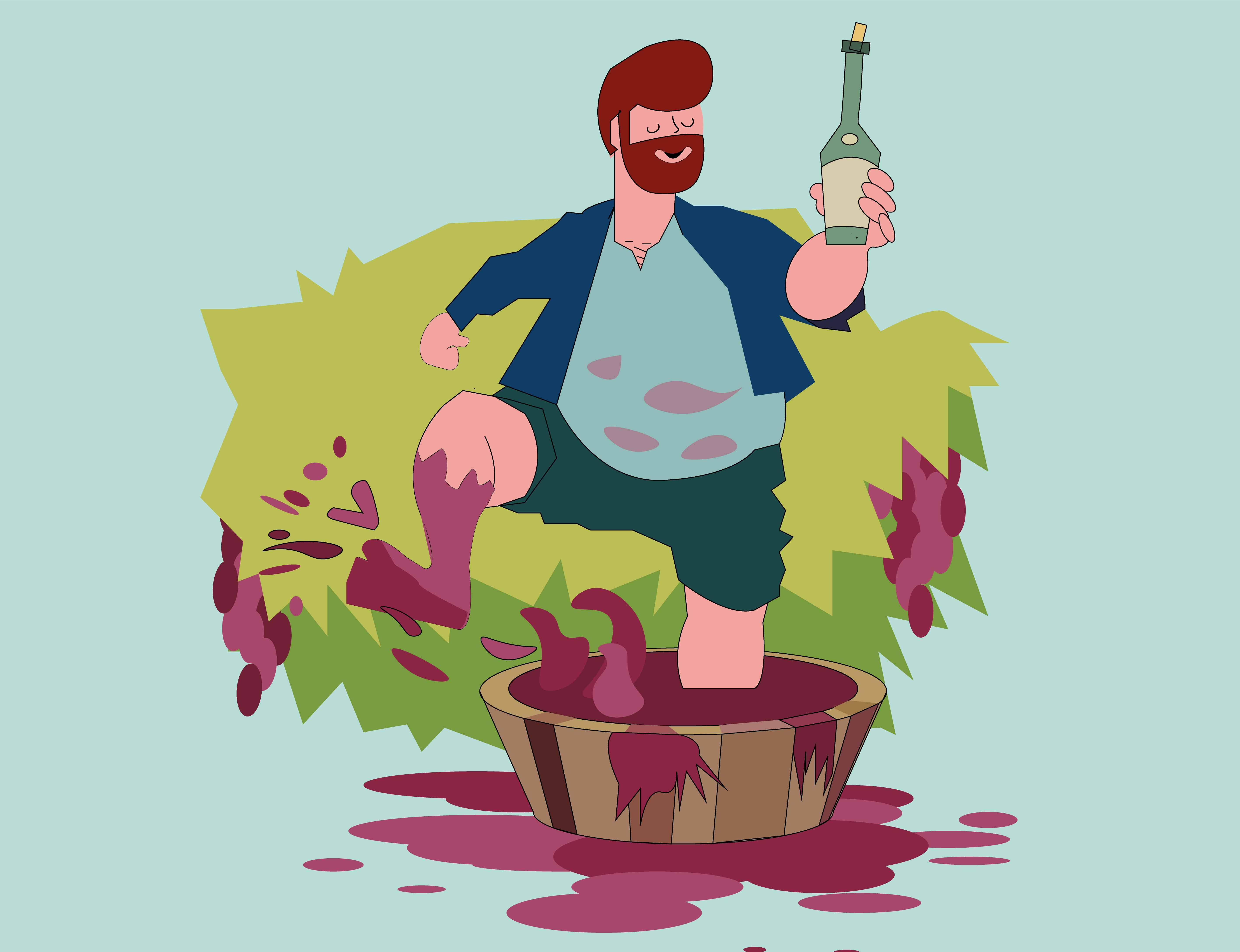 Le vin naturel, en avez-vous entendu parler ?