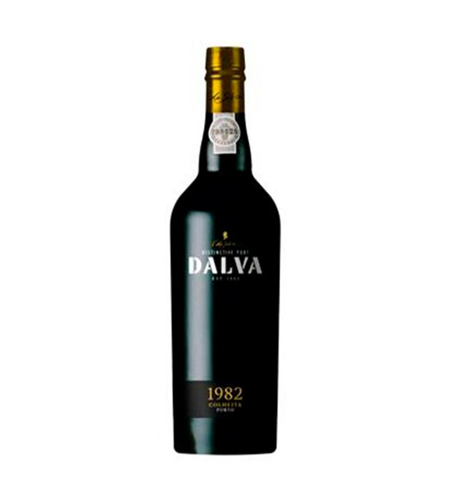 Vin de Porto Dalva Récolte 1982, 75cl Douro