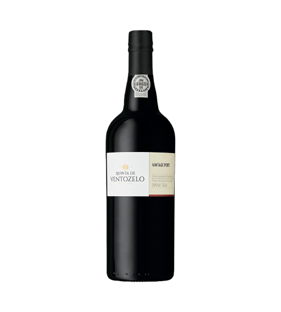 Vin de Porto Quinta de Ventozelo Vintage 2017, 75cl Douro