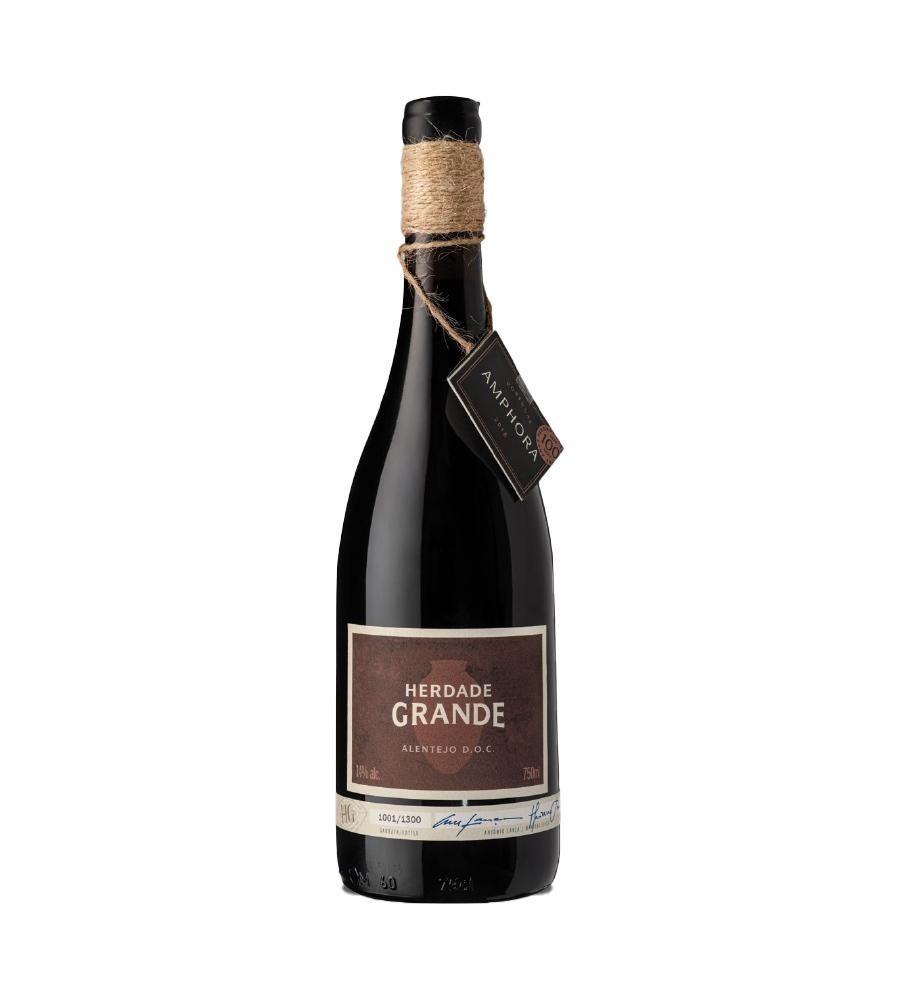 Vin Rouge Herdade Grande Amphora 2018, 75cl Alentejo