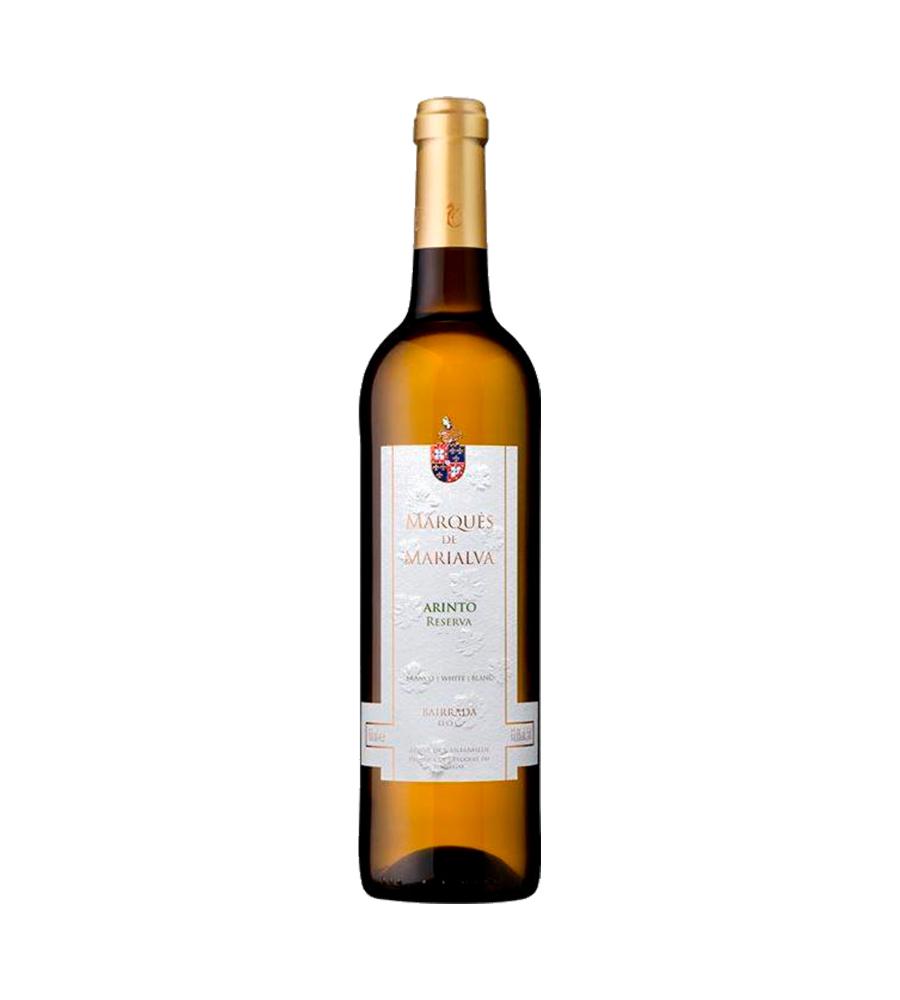 Vin Blanc Marquês de Marialva Arinto Réserve 2019, 75cl Bairrada