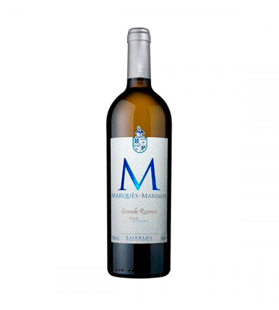 Vin Blanc Marquês de Marialva Grande Réserve 2015, 75cl Bairrada