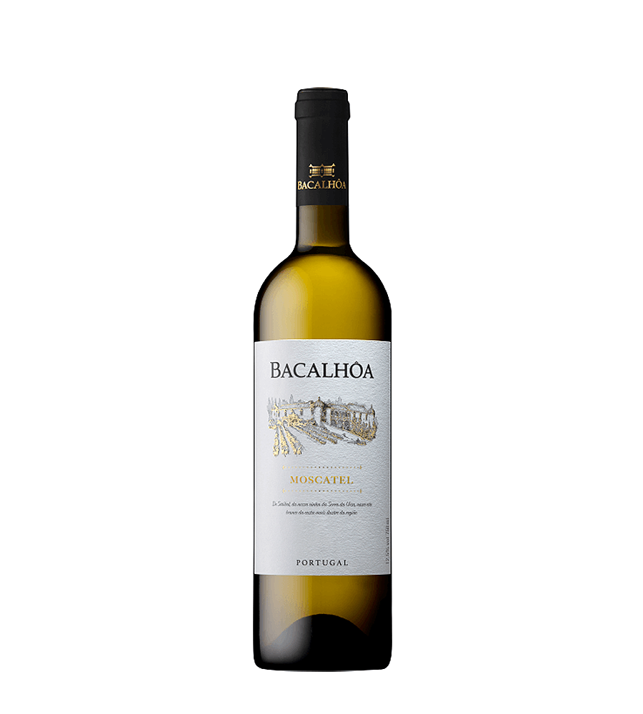 Vin Blanc Bacalhôa Muscate Graudo 2019, 75cl Península de Setúbal