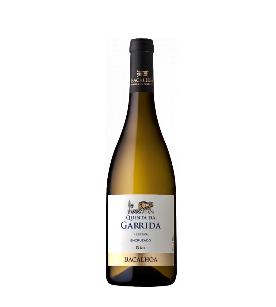 Vin Blanc Quinta da Garrida Encruzado 2018, 75cl Dão