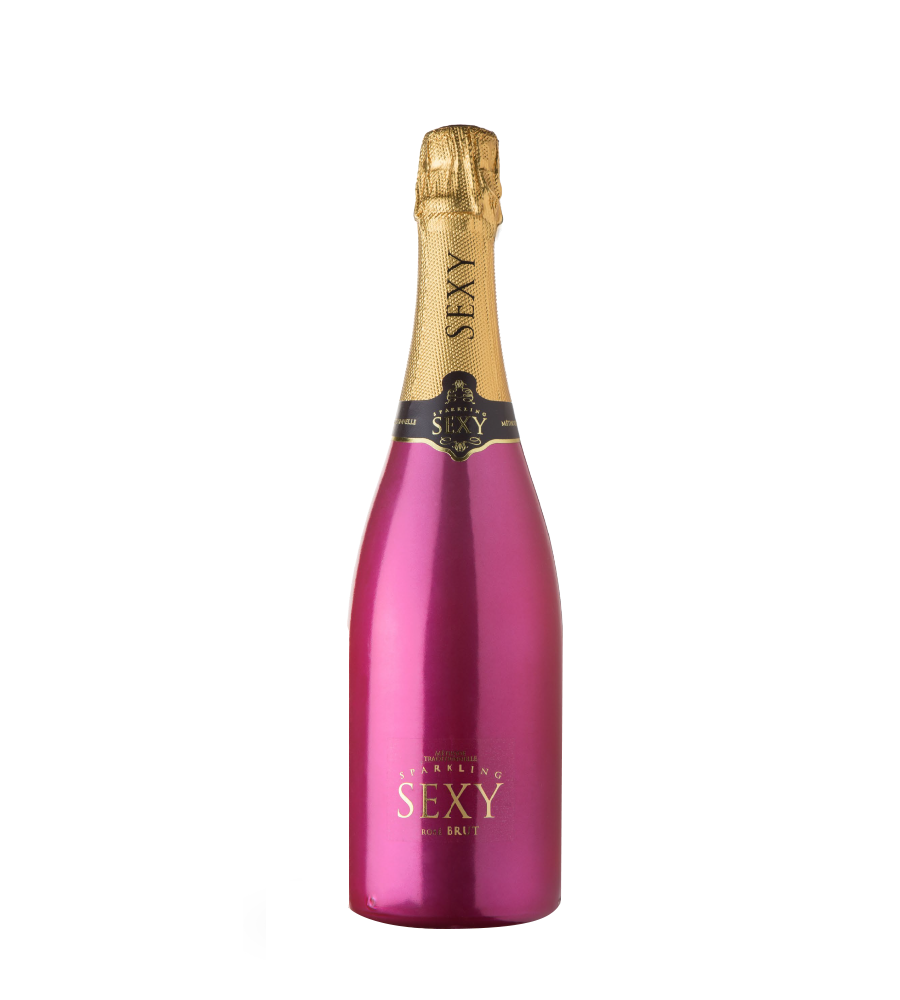 Vin Pétillant Rosé Sexy Brut, 75cl Regional Alentejano