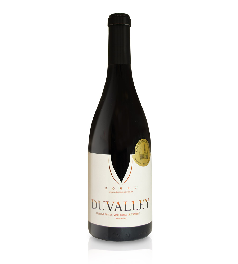 Vin Rouge Duvalley Reserva 2012 75cl Douro