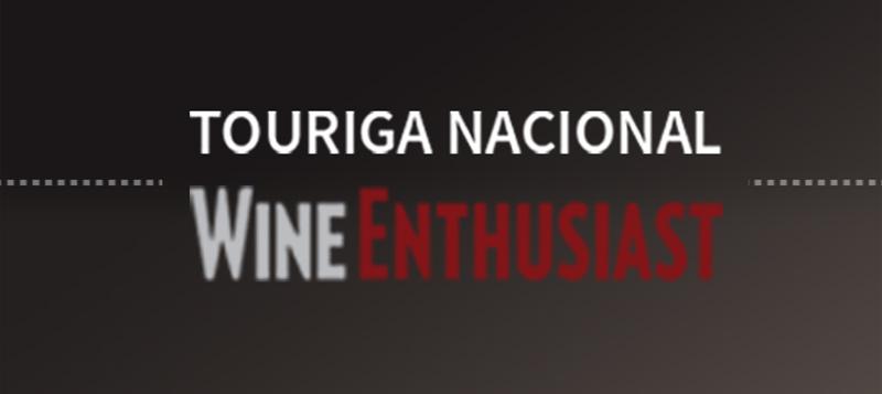 Wine Enthusiast: Touriga Nacional Souligné