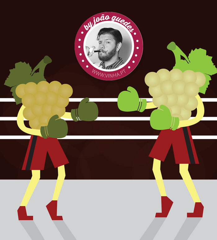 Duel de Variétés #1: Loureiro vs Riesling