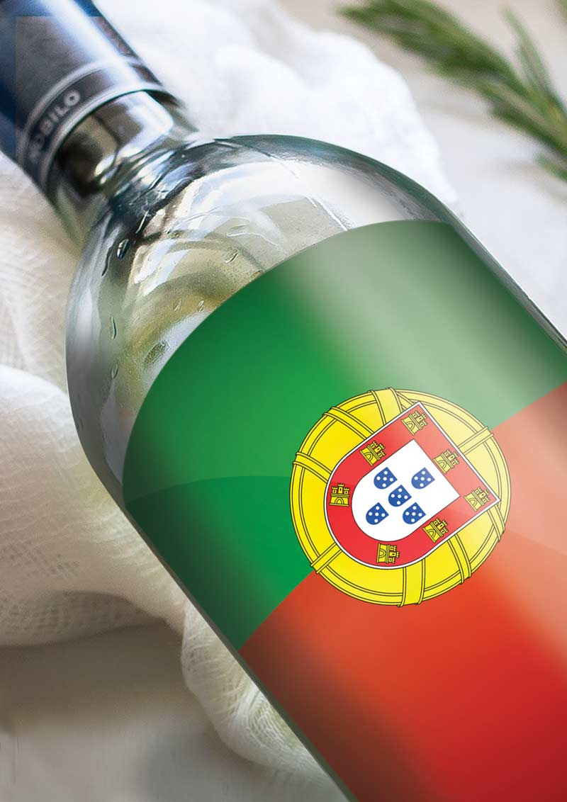 Qualité du vin portugais