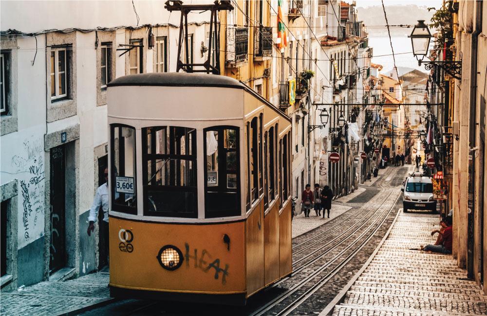 Tour des Monuments Portugais
