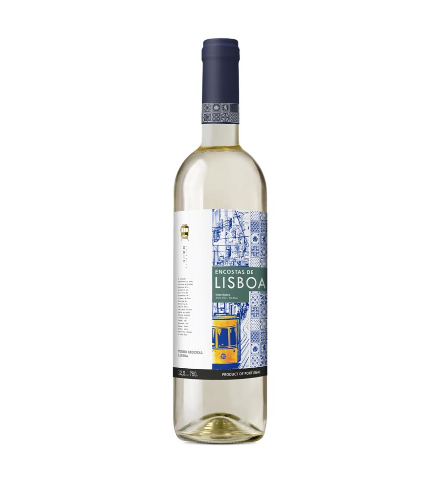 Vin Blanc Encostas de Lisboa 2017, 75cl Regional Lisboa