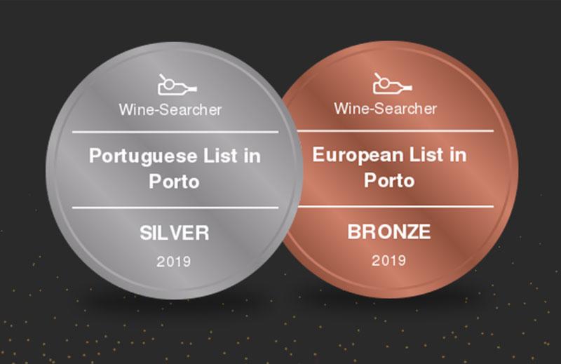 Wine Searcher's retailer awards