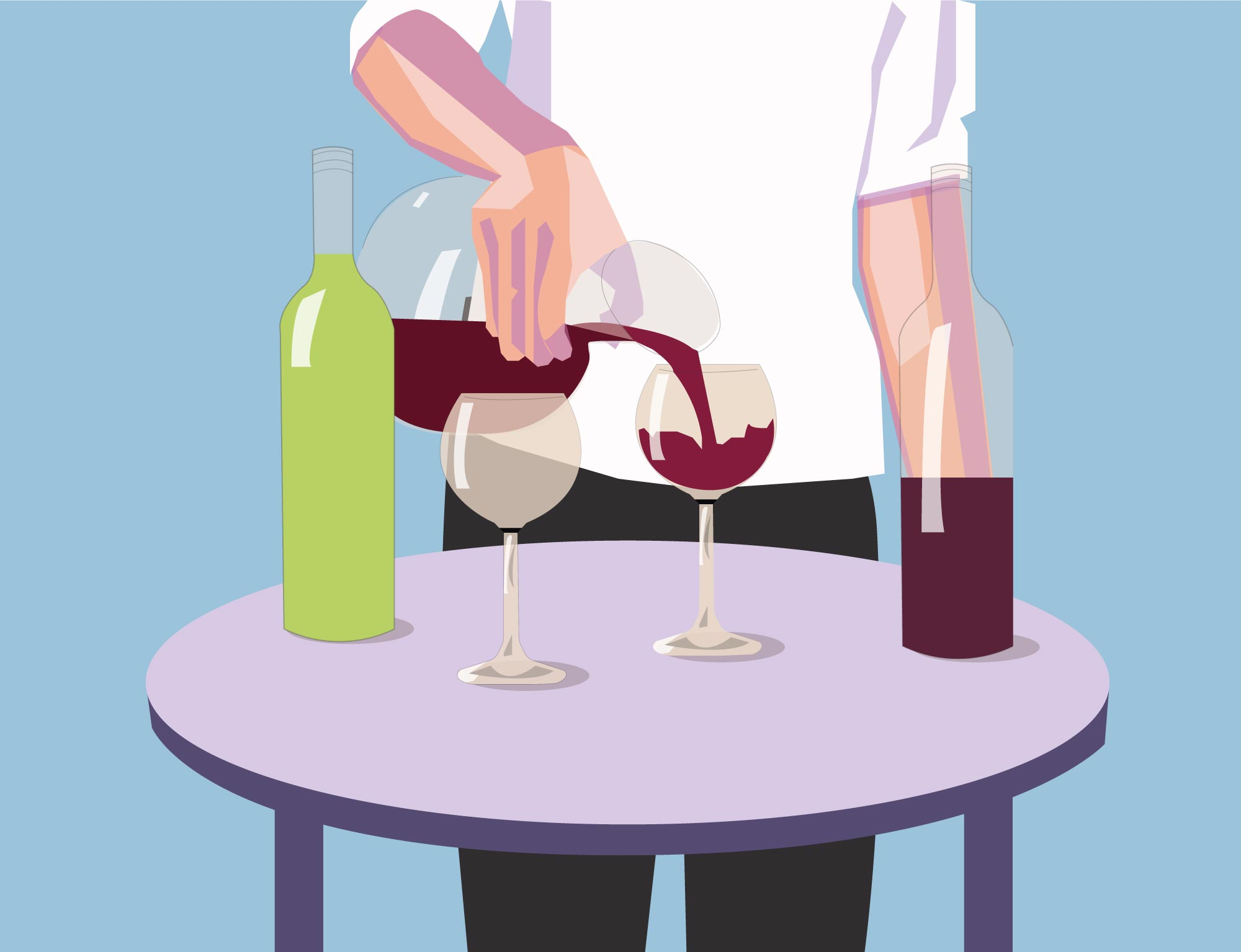 Quels sont les vins à décanter ?