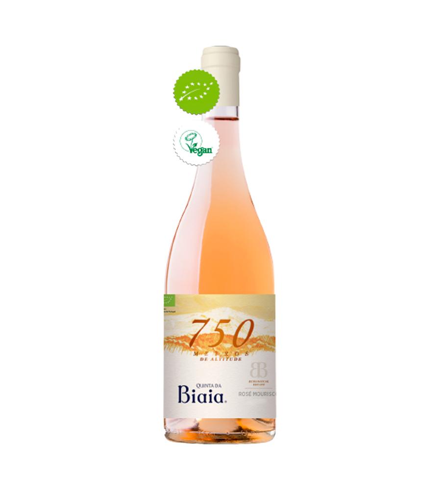 Vin Rosé Quinta da Biaia 750 Mourisco 2019, 75cl Beira Interior