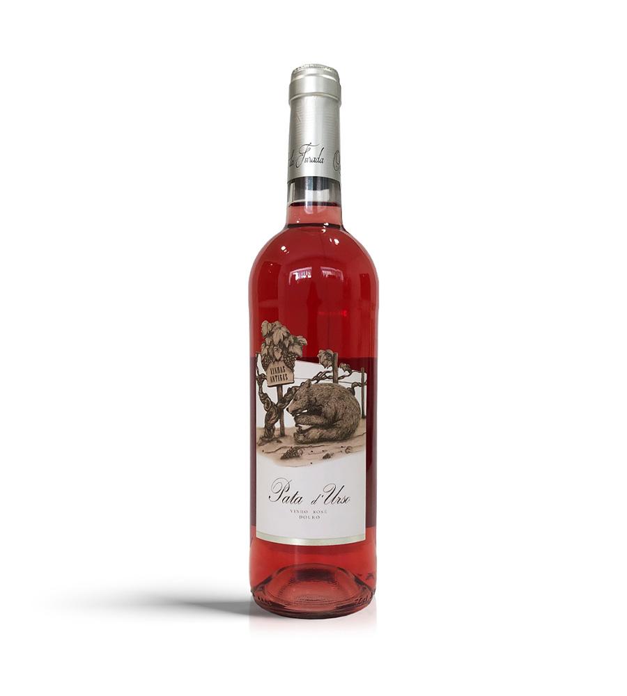 Vin Rosé Pata D´Urso Vieilles vignes 2019, 75cl Douro