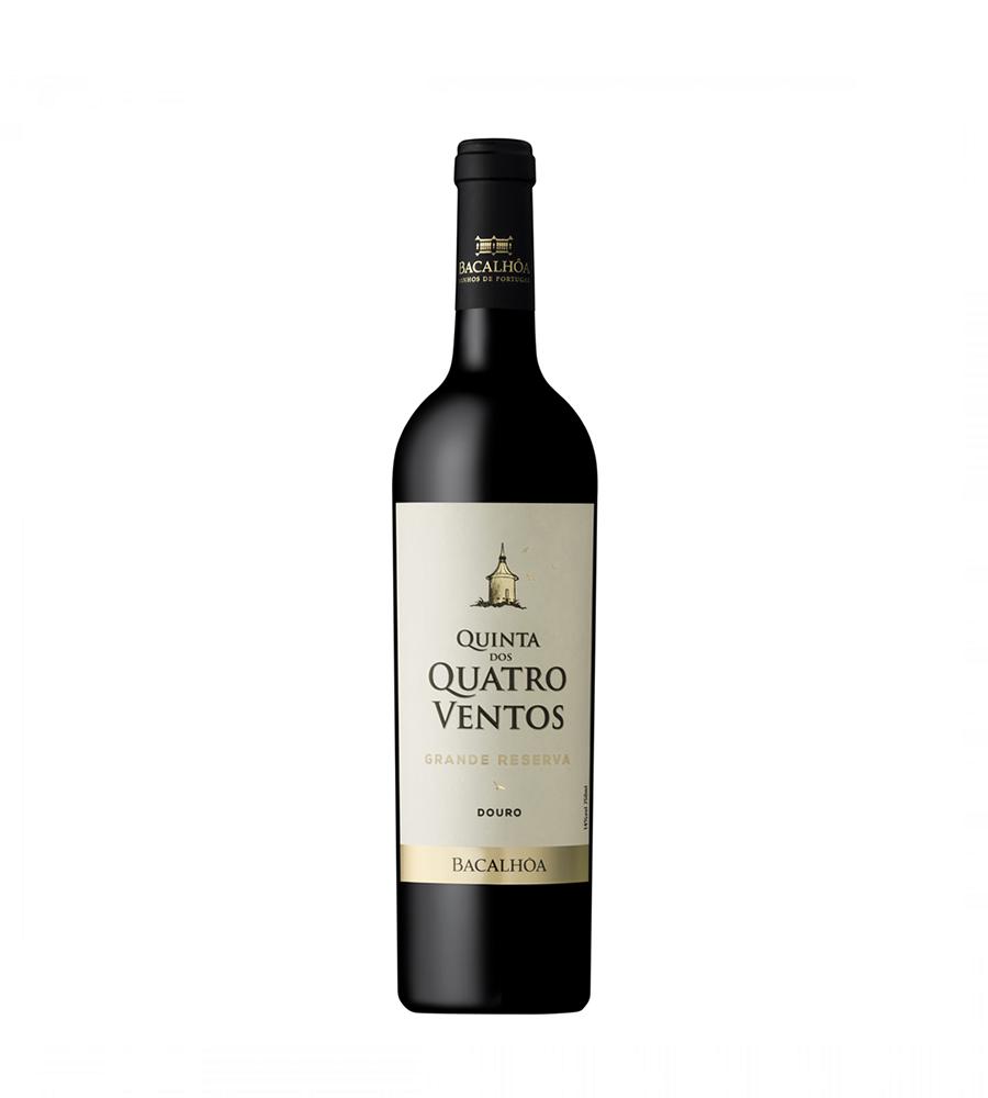 Vin Rouge Quinta dos Quatro Ventos Grande Réserve 2014, 75cl Douro