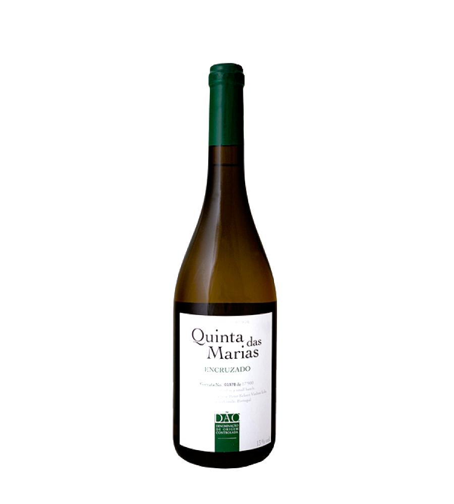 Vin Blanc Quinta das Marias Encruzado 2019, 75cl Dão