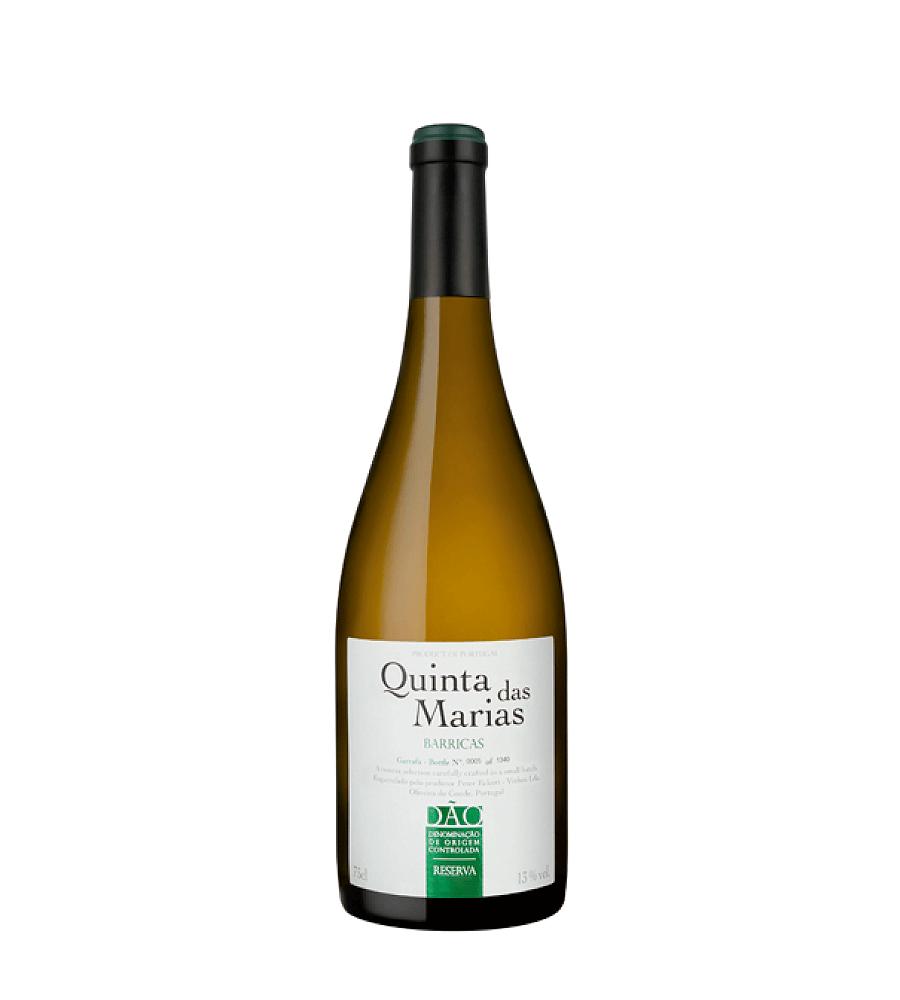 Vin Blanc Quinta das Marias Réserve Barricas 2016, 75cl Dão