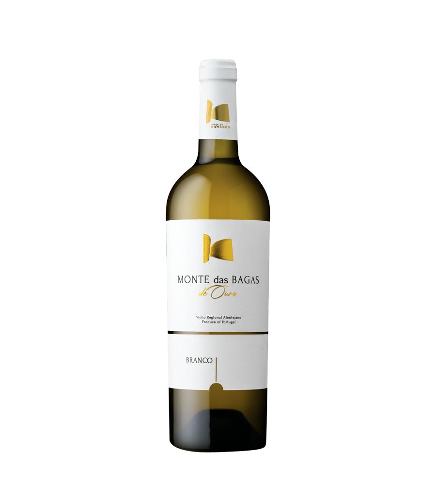Vin Blanc Monte das Bagas de Ouro 2020, 75cl Alentejo