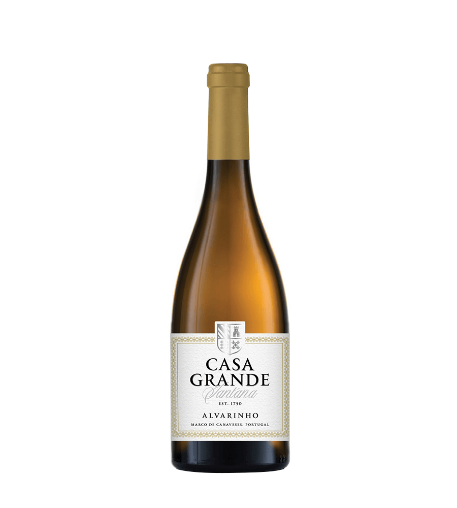 Vin Blanc Casa Grande Sant'ana Alvarinho 2017, 75cl Vinhos Verdes