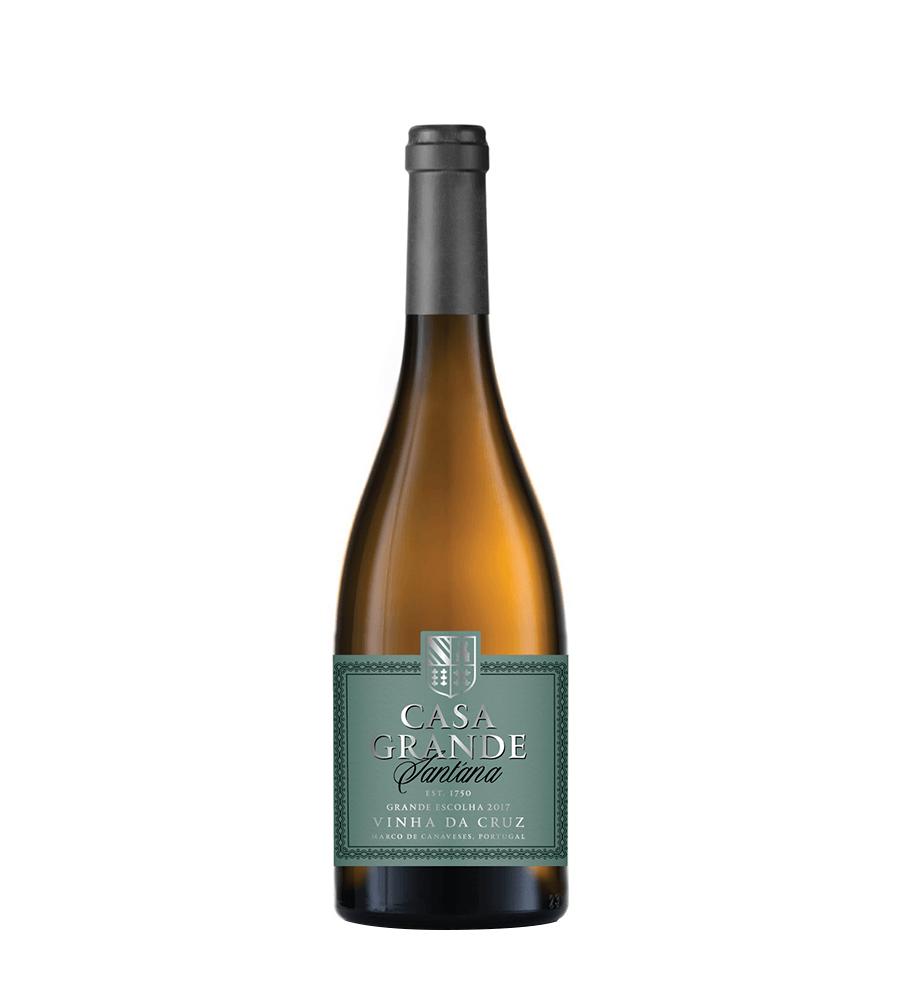 Vin Blanc Casa Grande Sant'ana Vinha da Cruz 2017, 75cl Vinhos Verdes