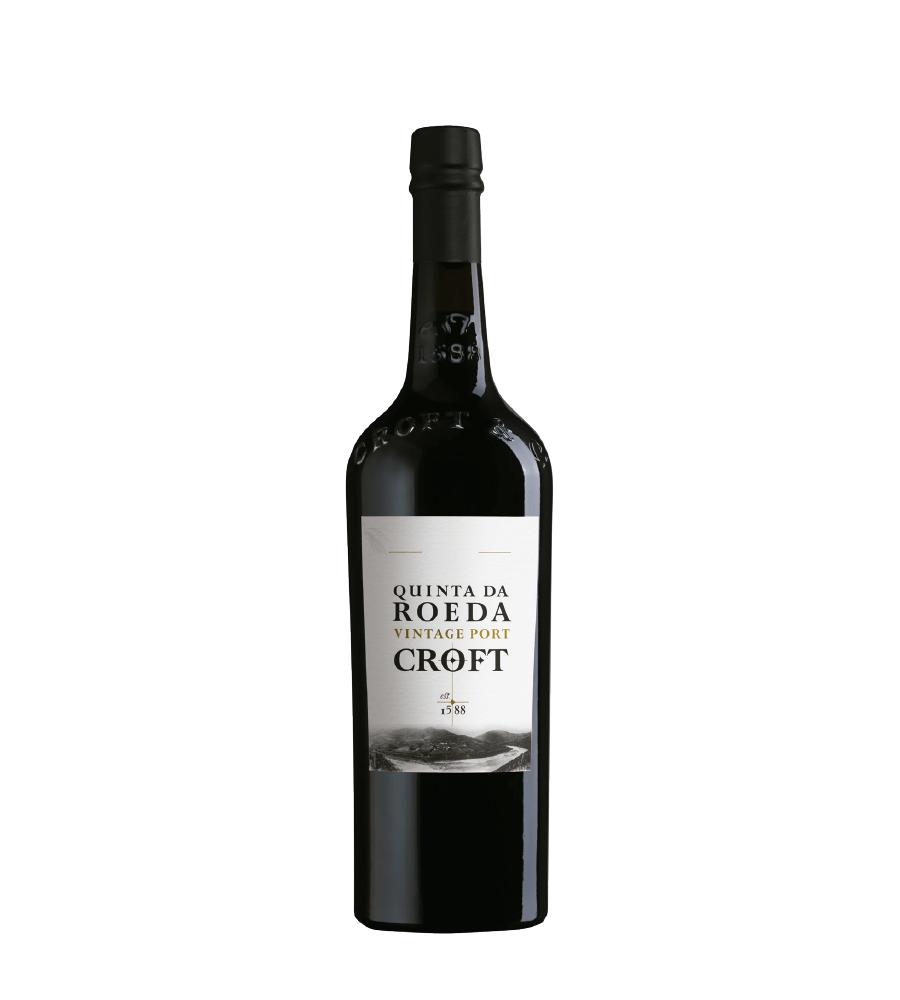 Vin de Porto Croft Quinta da Roêda Vintage 2018, 75cl Douro