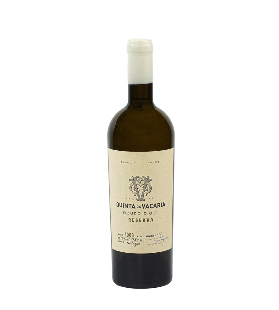 Vin Blanc Quinta da Vacaria Réserve 2019, 75cl Douro