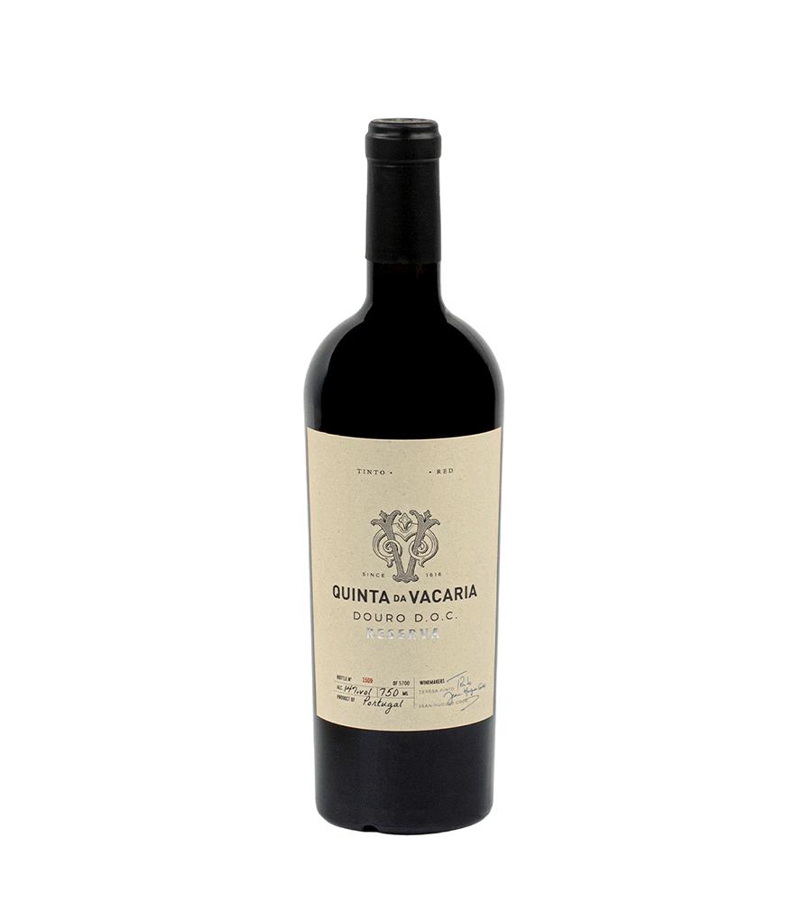 Vin Rouge Quinta da Vacaria Réserve 2018, 75cl Douro